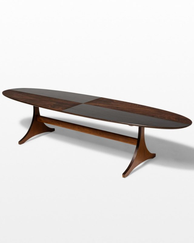Front view of Tex Coffee Table