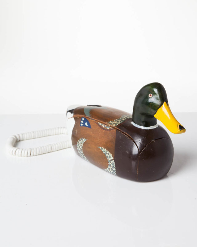 Front view of Quack Phone
