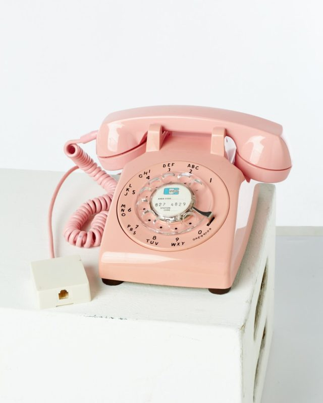 Front view of Palms Telephone