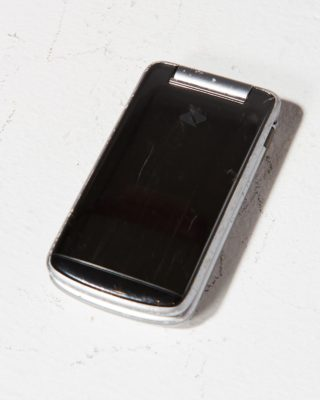 Alternate view 2 of Sanyo Mirro Flip Cell Phone