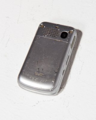 Alternate view 3 of Sanyo Mirro Flip Cell Phone