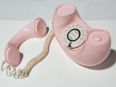 Alternate view 2 of Conner Pink Phone