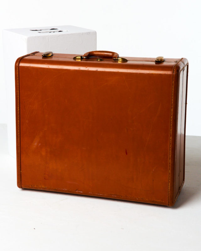 Front view of Small Cousteau Luggage