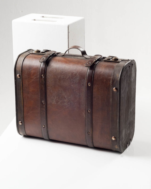Front view of Andorra Suitcase