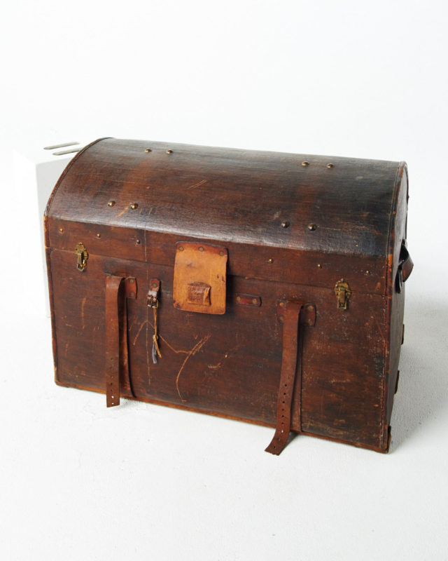 Front view of Falk Trunk