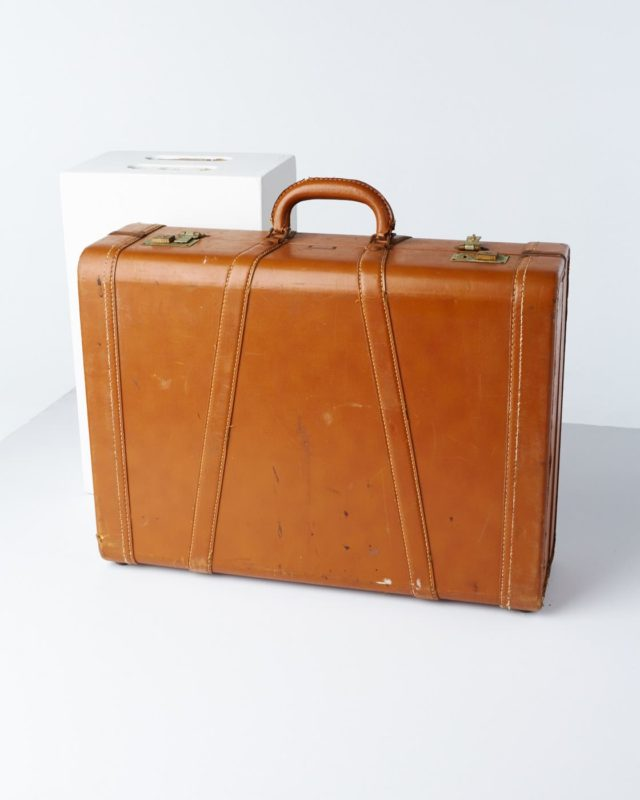 Front view of Barth Luggage