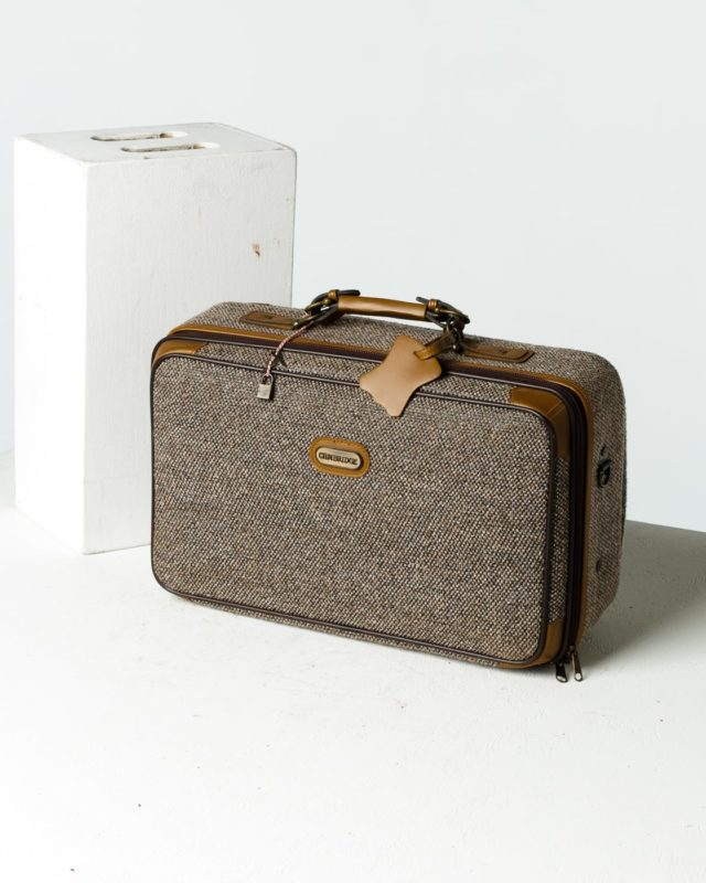 Front view of Hawkins Luggage
