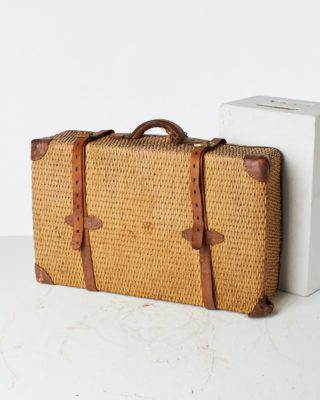 Front view of Karen Luggage