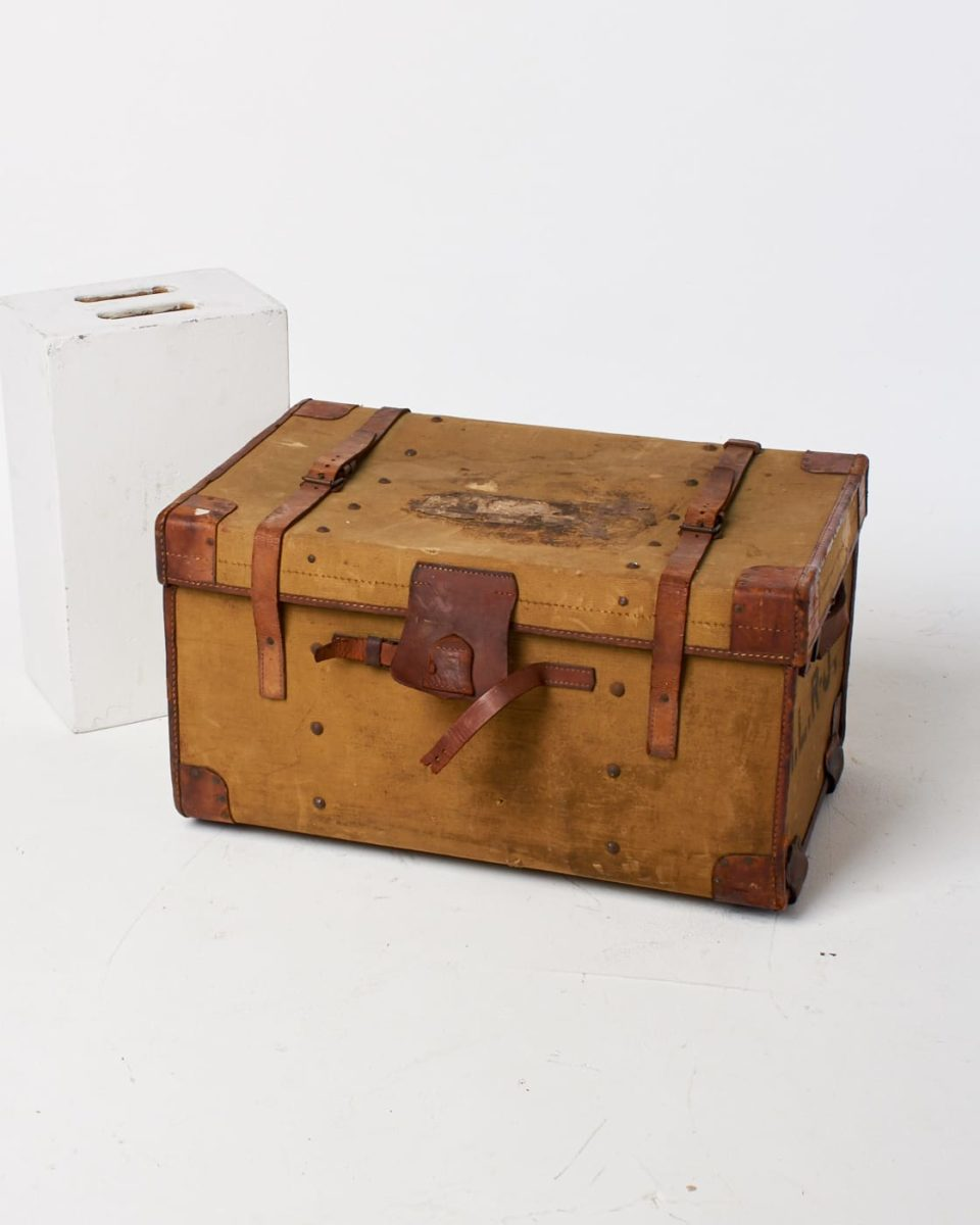Front view of Jack Trunk