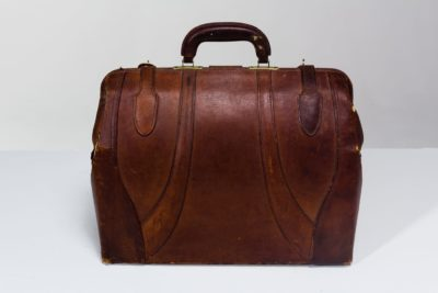 Alternate view 1 of Cabot Leather Duffle
