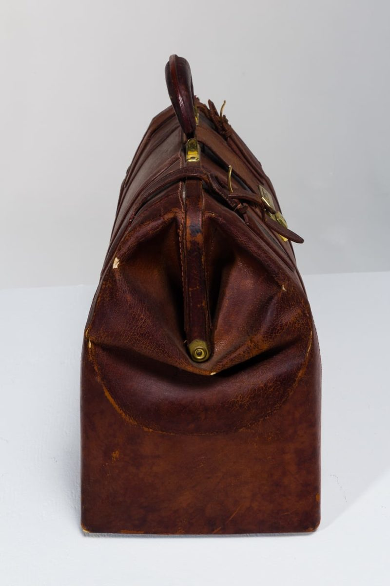 Alternate view 2 of Cabot Leather Duffle