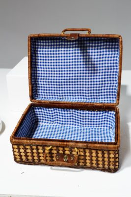 Alternate view 4 of Eberhardt Woven Luggage