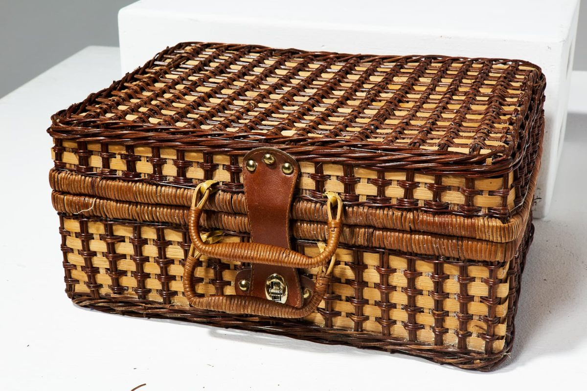 Alternate view 3 of Eberhardt Woven Luggage