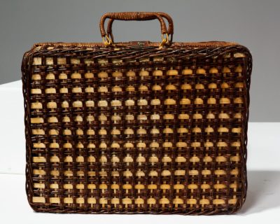 Alternate view 1 of Eberhardt Woven Luggage