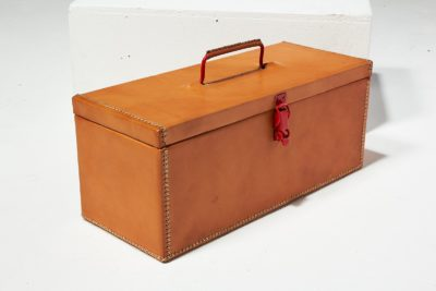 Alternate view 4 of Victor Leather Tool Box