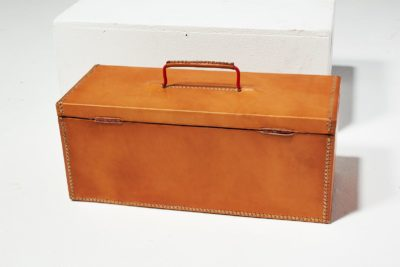 Alternate view 1 of Victor Leather Tool Box