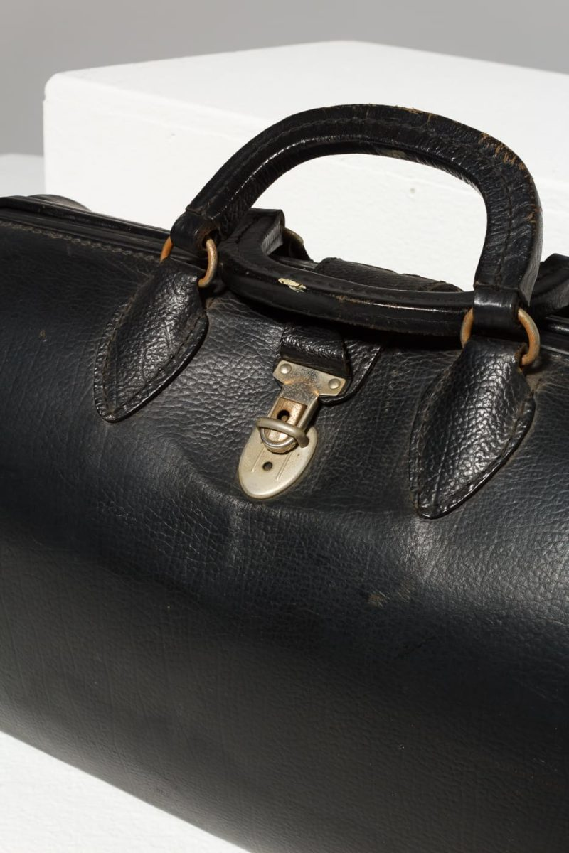 Alternate view 1 of Dirk Leather Duffel