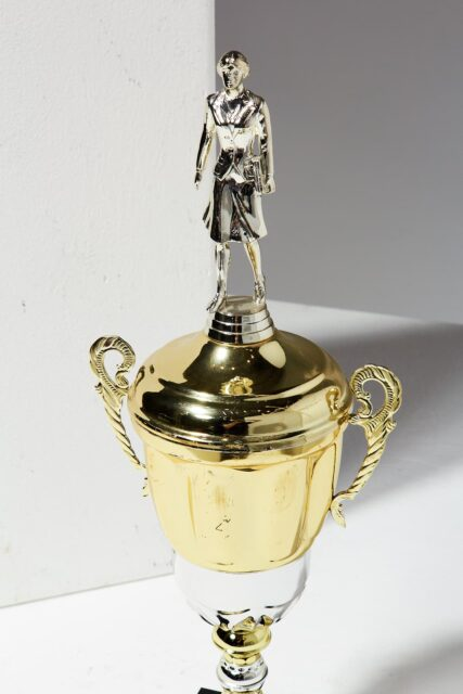 Alternate view 3 of Dion Trophy