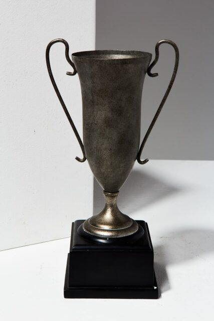 Alternate view 2 of Myka Trophy Cup