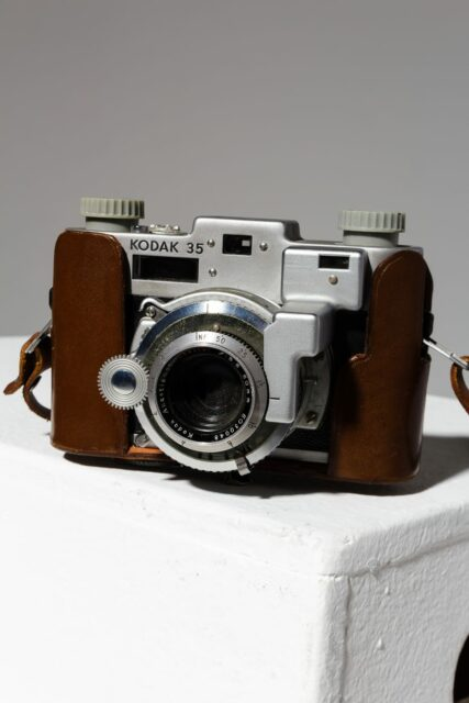 Alternate view 1 of Kodak 35 Rangefinder Camera