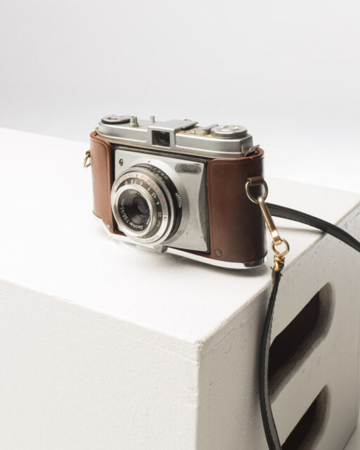 Front view of Retinette Camera