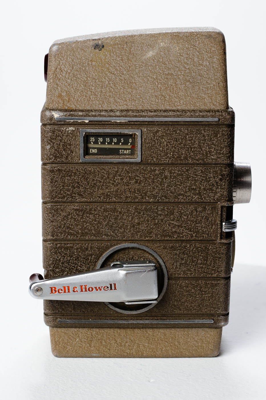 Vc022 Bell And Howell Vintage Movie Camera Prop Rental