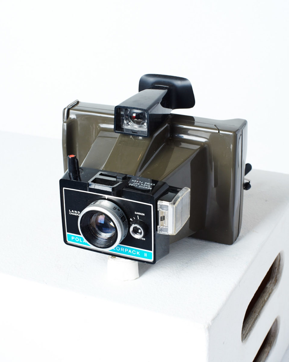 Alternate view 5 of Polaroid Land Camera