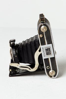 Alternate view 1 of Compur Folding Camera
