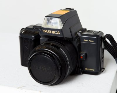 Alternate view 1 of Yashica SLR