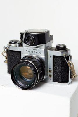 Alternate view 1 of Pentax Honeywell