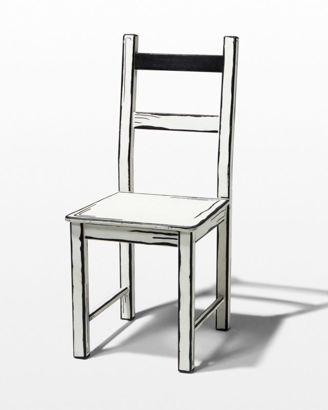 Front view of Warden Chair