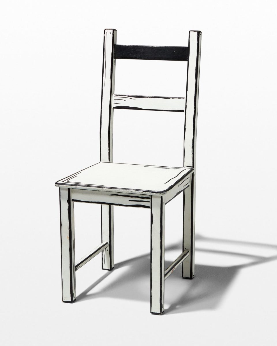 Front view of Warden Sketch Chair