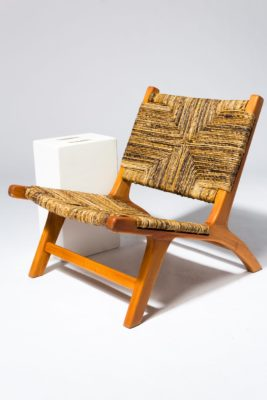 Alternate view 1 of Manitou Woven Lounge Chair