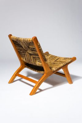 Alternate view 3 of Manitou Woven Lounge Chair