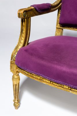 Alternate view 4 of Rogers Purple Throne