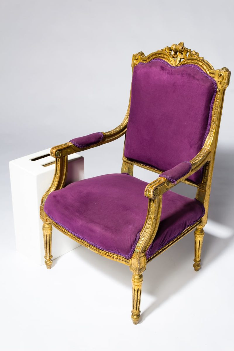 Alternate view 1 of Rogers Purple Throne