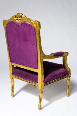 Alternate view 3 of Rogers Purple Throne