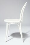 Alternate view thumbnail 3 of Jonah White Cafe Chair