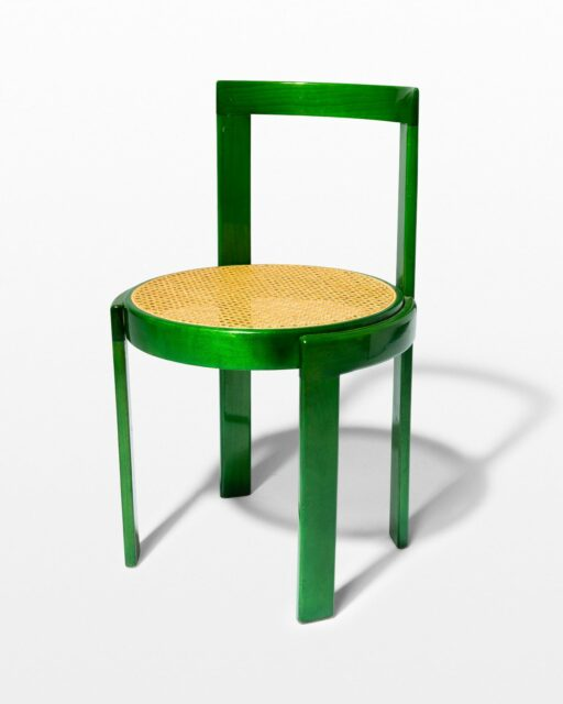 Front view of Liam Caned Chair