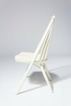Alternate view thumbnail 2 of Moto White Spindle Chair