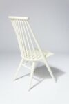 Alternate view thumbnail 3 of Moto White Spindle Chair