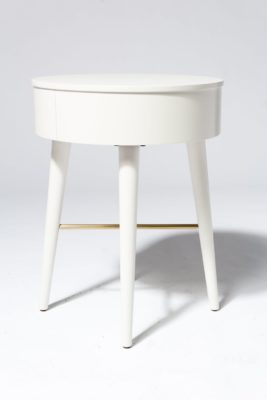 Alternate view 2 of Lark Side Table Nightstand