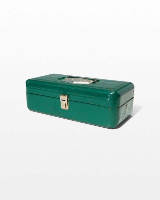 Front view of Cassie Aluminum Tool Box