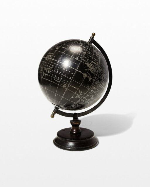 Front view of Coal Globe