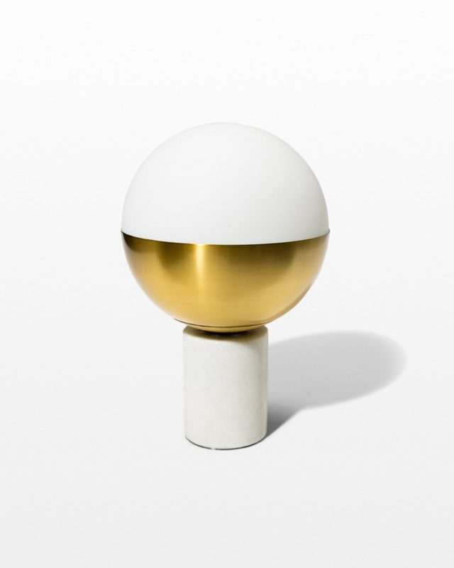 Front view of Sphere Lamp