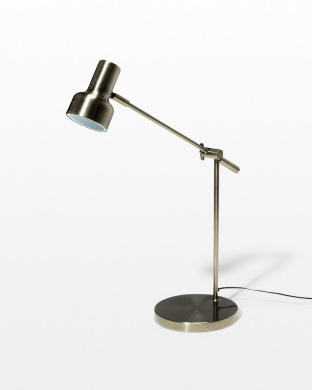 Front view of Junior Task Lamp