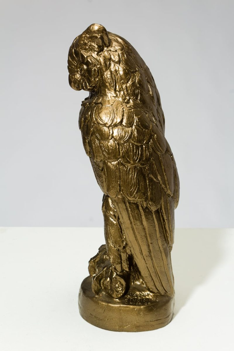 Alternate view 3 of Wise Owl Statue