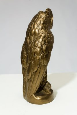 Alternate view 4 of Wise Owl Statue