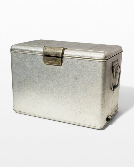 Front view of Croslety Silver Cooler