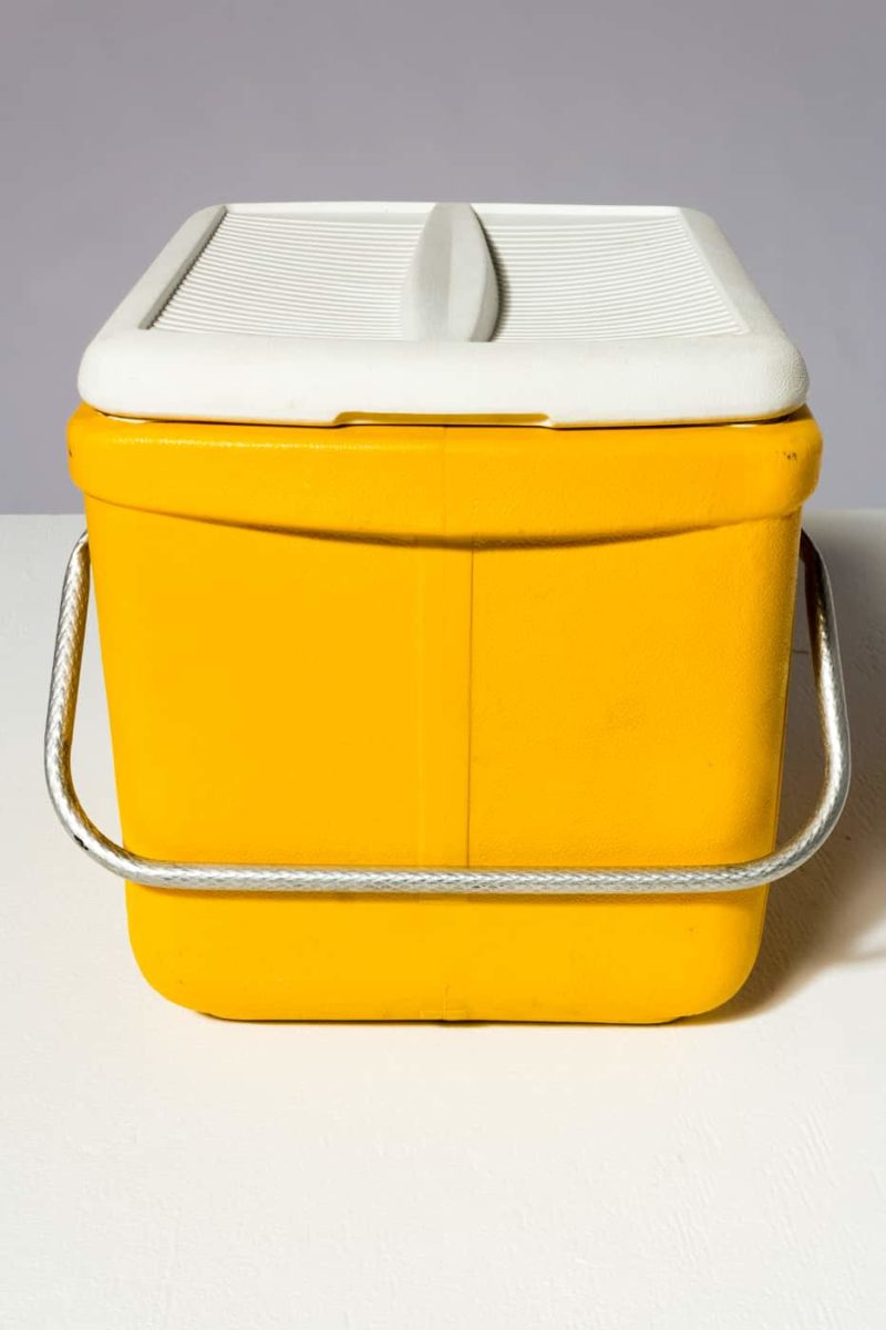Alternate view 2 of Roman Yellow Cooler